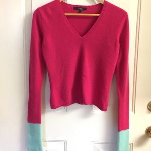 Sweaters - Easel cropped cashmere sweater